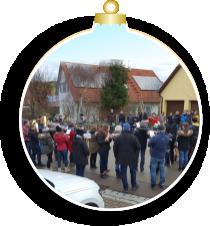 Silvesteranspielen des Musikvereins Emersacker