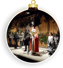 Der Nikolaus kommt - Musikverein Emersacker
